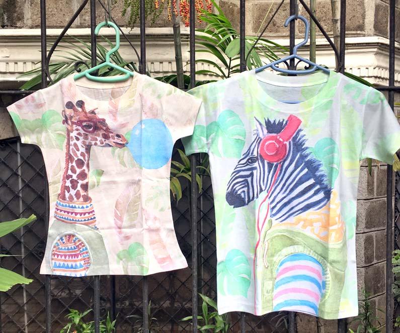 googoo&gaga tshirts
