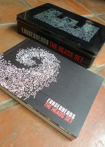 eraserheads album set