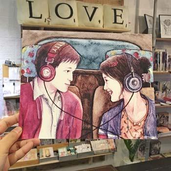 Ang Nawawala art print