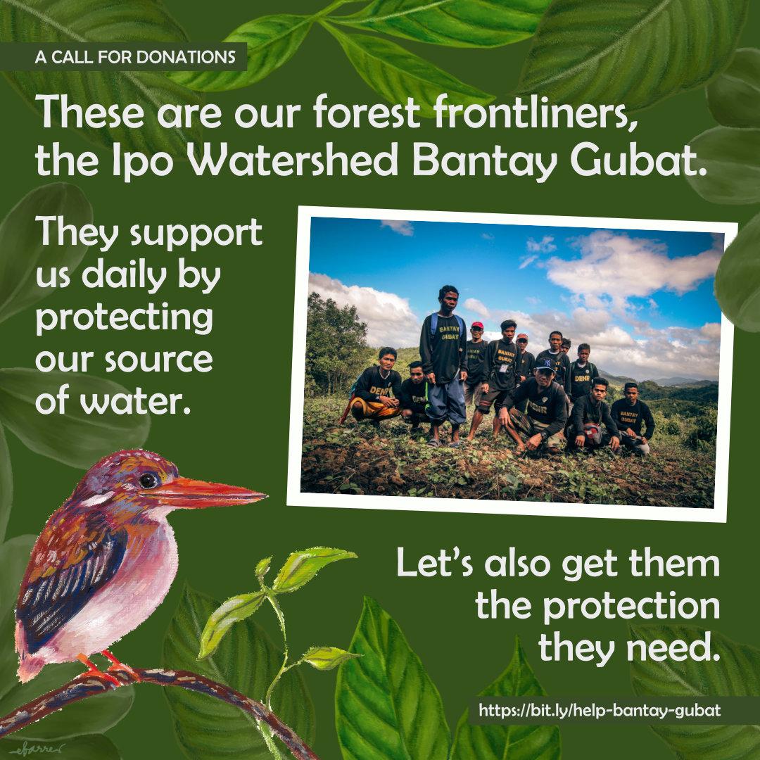Ipo Watershed Bantay Gubat