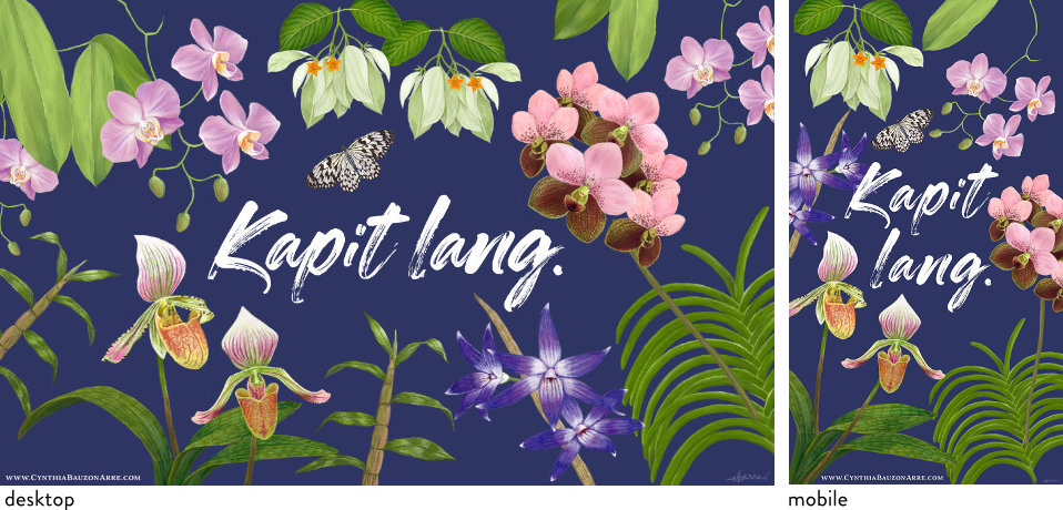 kapit lang wallpapers